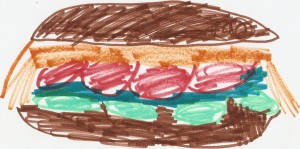 Drama Sandwich